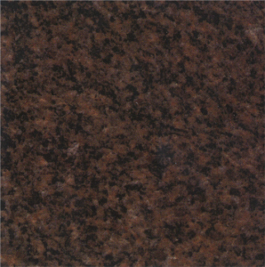 Indian Mahagony granite colour