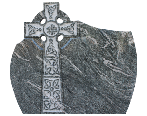 Kuppam Green Celtic Cross